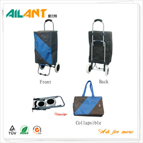Shopping trolley,ELD-B7045-With Foldable (2)