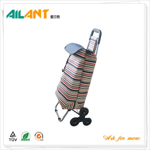 Shopping trolley,ELD-D101-1-Can Climbing Stair (3)