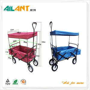 Shopping trolley,ELD-W103 -Newest Multifunctional Trolley (8)