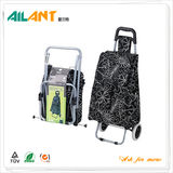 Shopping trolley,ELD-C301-20 -With Foldable (6)