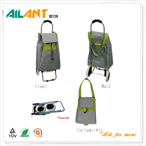 Shopping trolley,ELD-B7045-1-With Foldable (3)