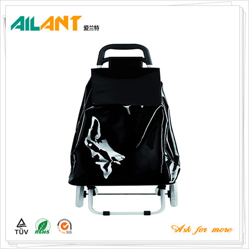 Shopping trolley,ELD-C402-With PVC Material (4)