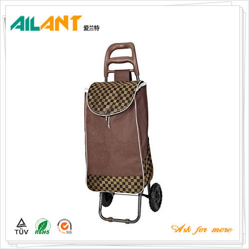 Shopping trolley,ELD-B204-4-Normal Style Shopping Trolley (10)