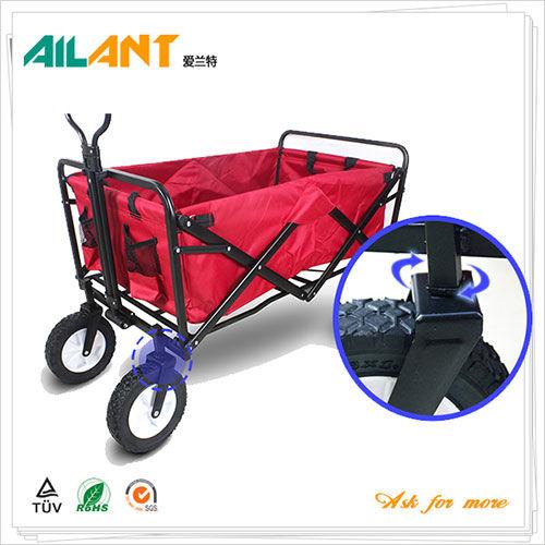 Shopping trolley,ELD-W101-Newest Multifunctional Trolley (4)