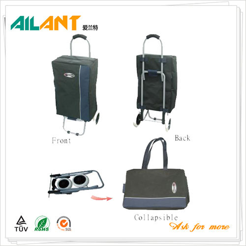 Shopping trolley,ELD-B7045-2-With Foldable (4)