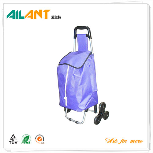 Shopping trolley,ELD-D101-3-Can Climbing Stair (7)