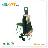 Shopping trolley,ELD-E103 -With Multifunctional (2)