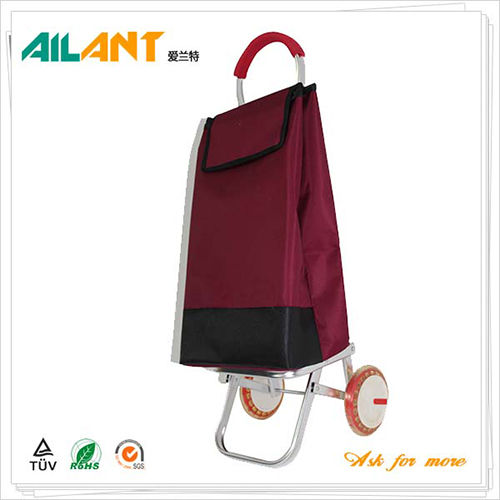 Shopping trolley,ELD-L101 -With Aluminium Alloy (6)