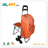 Shopping trolley,ELD-E103 -With Multifunctional (8)