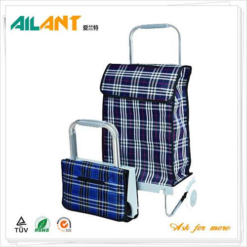 Shopping trolley,ELD-L103-With Aluminium Alloy (4)