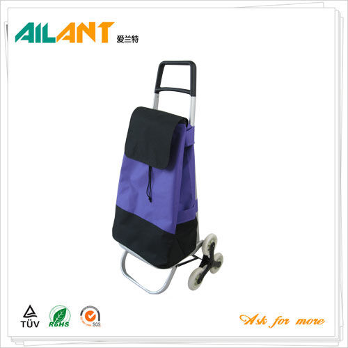 Shopping trolley,ELD-D101-1-Can Climbing Stair (2)