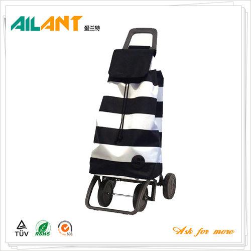 Shopping trolley,ELD-F102-4-With Four Wheel (5)