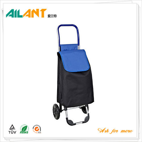 Shopping trolley,ELD-S401-1-Normal Style Shopping Trolley (2)