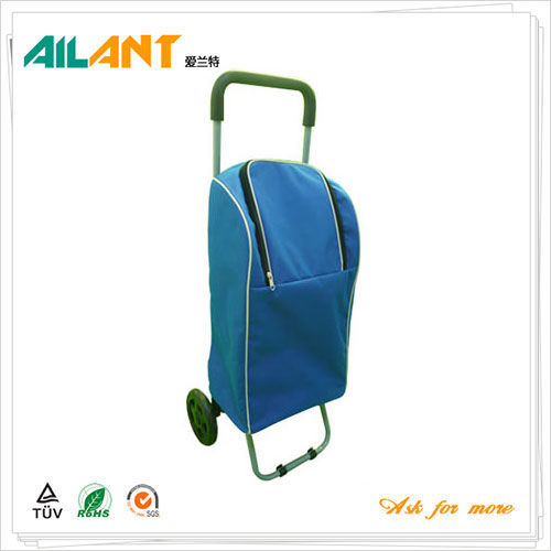 Shopping trolley,ELD-C109-1-With Cooler (1)