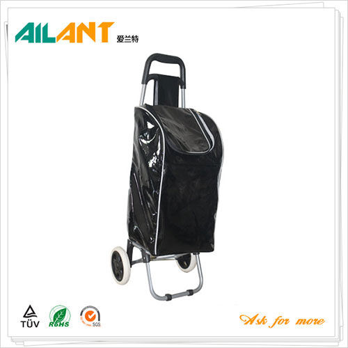 Shopping trolley,ELD-C109-With Cooler (4)