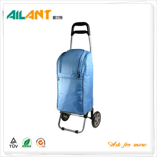 Shopping trolley,ELD-C109-With Cooler (7)