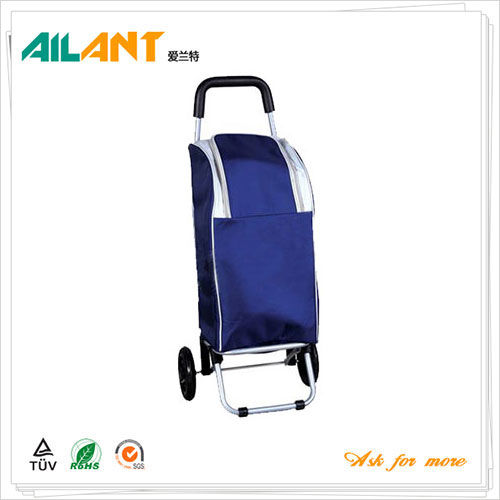 Shopping trolley,ELD-C204-With Cooler (12)