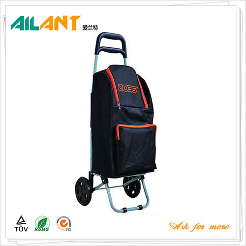 Shopping trolley,ELD-C204-With Cooler (10)