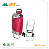 Shopping trolley,ELD-B728 -With Foldable (1)