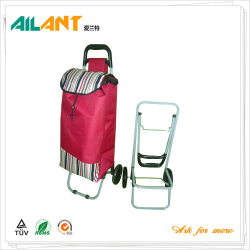 Shopping trolley,ELD-B728-With Foldable (1)
