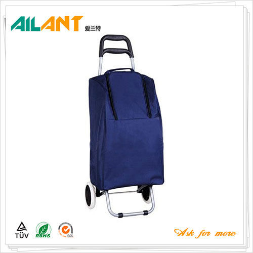 Shopping trolley,ELD-C109-With Cooler (2)