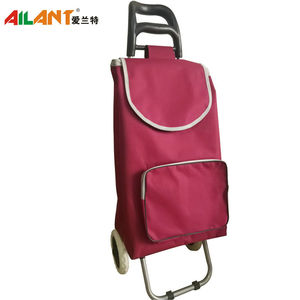Normal style shopping trolley-C121