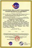 Health safety management