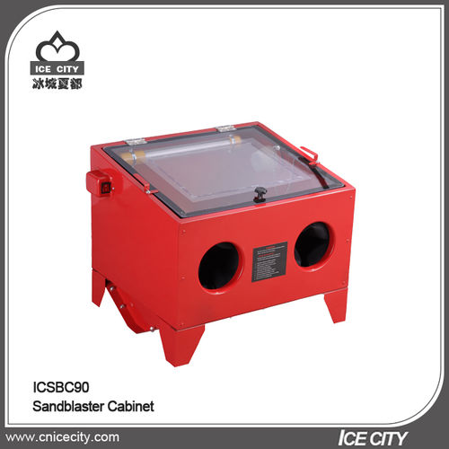 Sandblaster Cabinet-ICSBC90