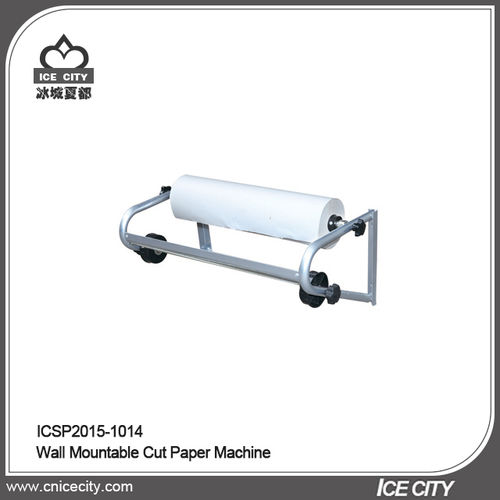 WallMountable Cut Paper Machine-ICSP2015-1014