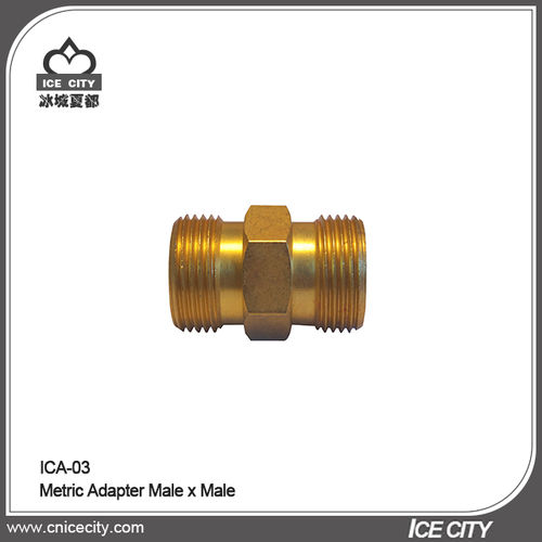 Metric Adapter Male x Male-ICA-03