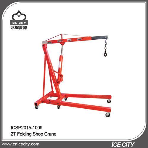 2T Folding Shop Crane-ICSP2015-1009