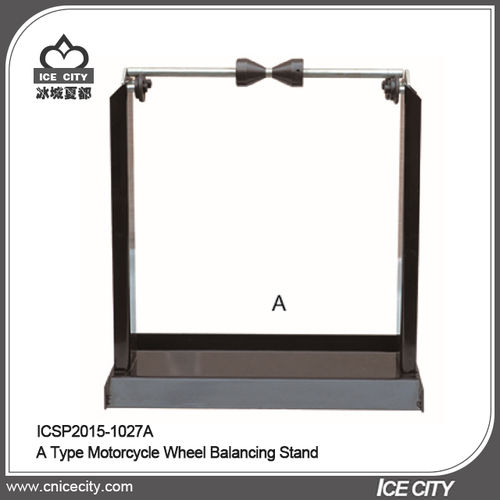 A Type Motorcycle Wheel Balancing Stand-ICSP2015-1027A
