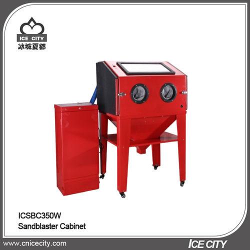 Sandblasting Cabinet-ICSBC350W