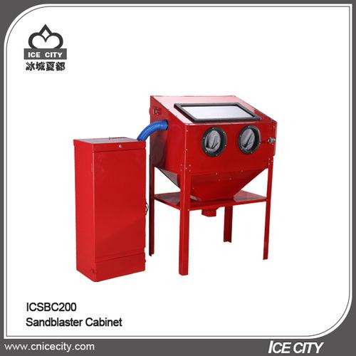 Sand Blast Cabinet-ICSBC200