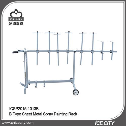 B Type Sheet Metal Spray Painting Rack-ICSP2015-1013B