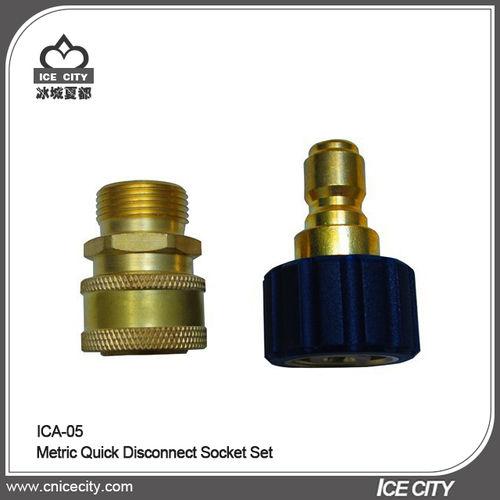 Metric Quick Disconnect Socket Set-ICA-05