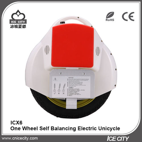 One Wheel Self Balancing Electric Unicycle-ICX6