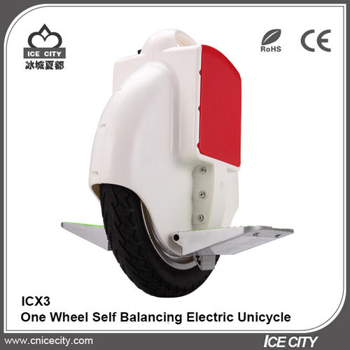 One Wheel Self Balancing Electric Unicycle-ICX3