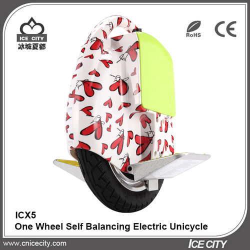 One Wheel Self Balancing Electric Unicycle-ICX5