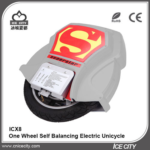 One Wheel Self Balancing Electric Unicycle-ICX8