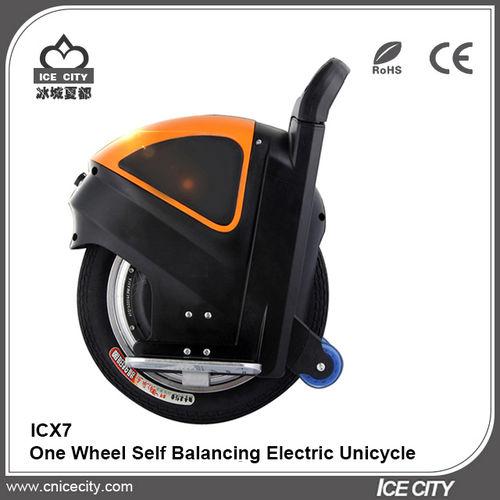One Wheel Self Balancing Electric Unicycle-ICX7