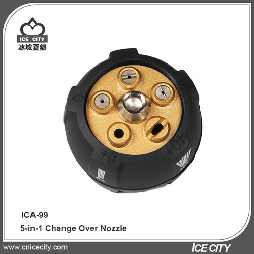 5-in-1 Change Over Nozzle-ICA-99