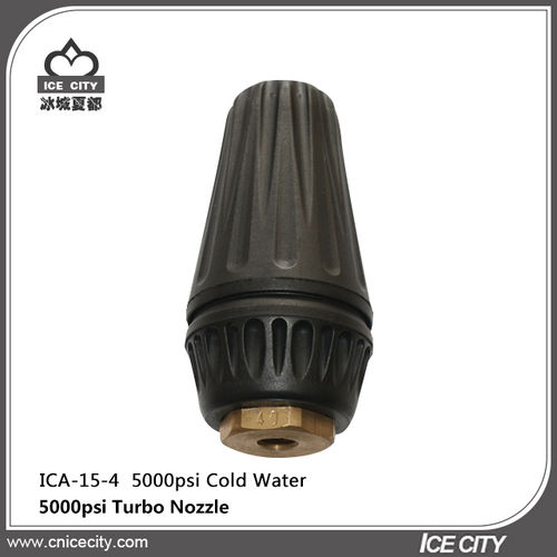 5000psi Turbo Nozzle -ICA-15-4 5000psi Cold Water