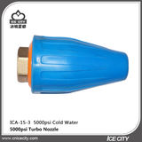 5000psi Turbo Nozzle  -ICA-15-3 5000psi Cold Water