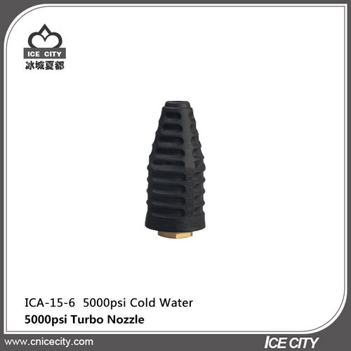 5000psi Turbo Nozzle -ICA-15-6  5000psi Cold Water