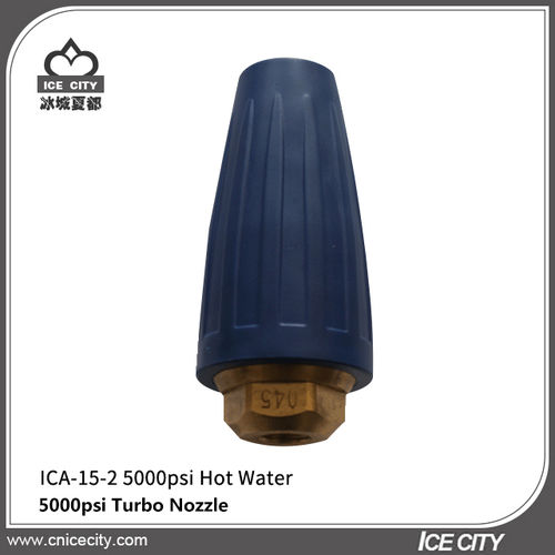 5000psi Turbo Nozzle-ICA-15-2    5000psi Hot Water