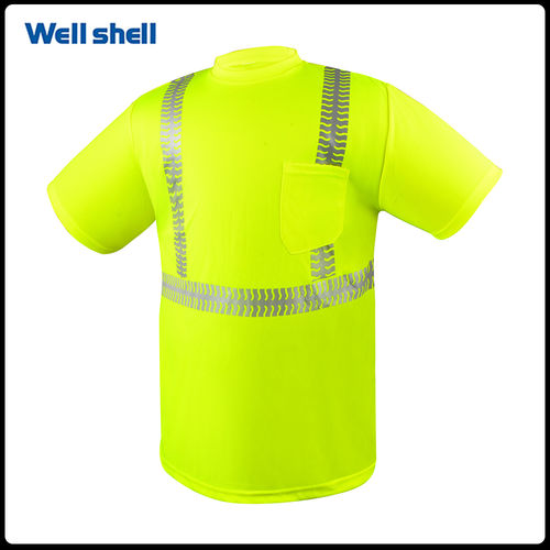 safety T-SHIRT  POLO-WL-067