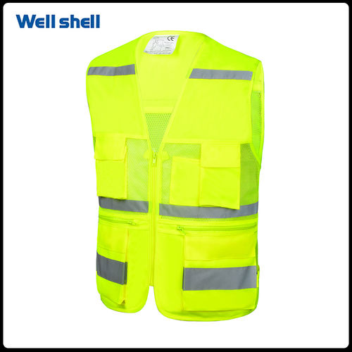 Safety vest-WL-042