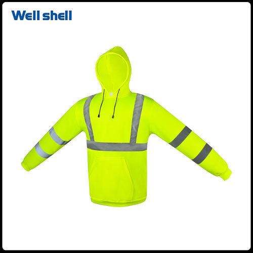 safety sweatshirt-WL-074