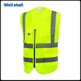 Safety vest-WL-013